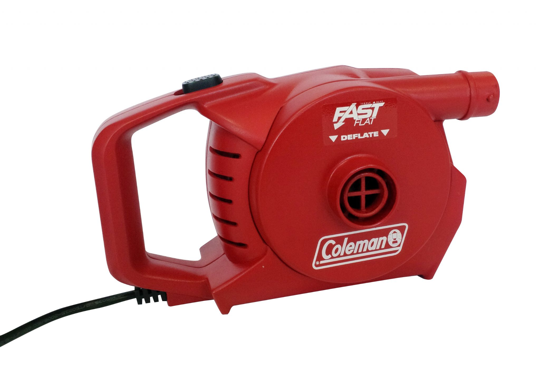 Coleman Rechargeable 12v Amp 230v Quickpump Airbed Pump
