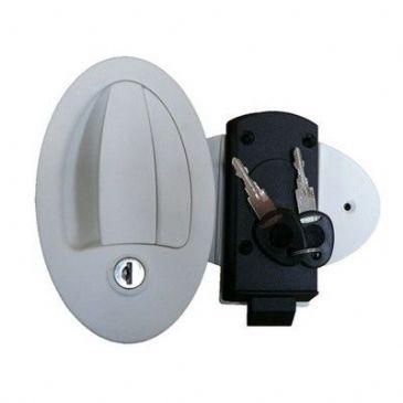 caravan motorhome locks safety security alarms revesing cameras safes seat belts. Black Bedroom Furniture Sets. Home Design Ideas