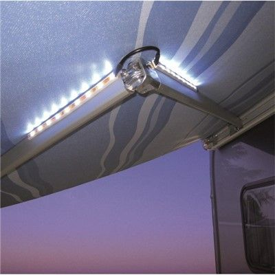 fiamma awning arms 36 led light awning light exterior. Black Bedroom Furniture Sets. Home Design Ideas