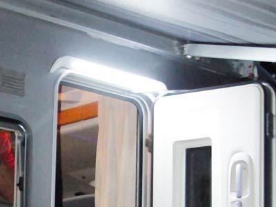 Fiamma Led Awning Light Gutter Caravan Campervan
