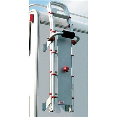 Motorhome ladder lock