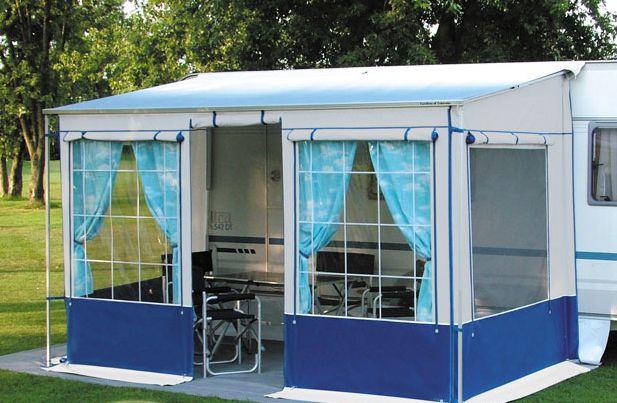 Kruga Safari Room Universal Awning For Caravans Campervans