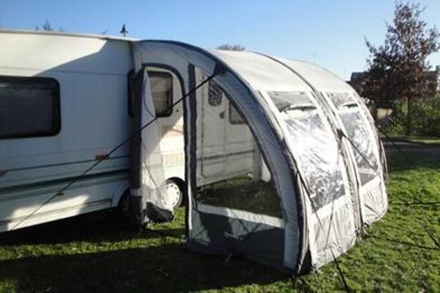 Perfect Kampas Range Of Travel Pod And Motor Fiesta AIR Awnings Offer The Ultimate In Touring Convenience All Are Quick To Setup And Can Be Left On Site To Reserve Your Pitch Whilst You Explore The Local Area In Your Vehicle Available In Poled And