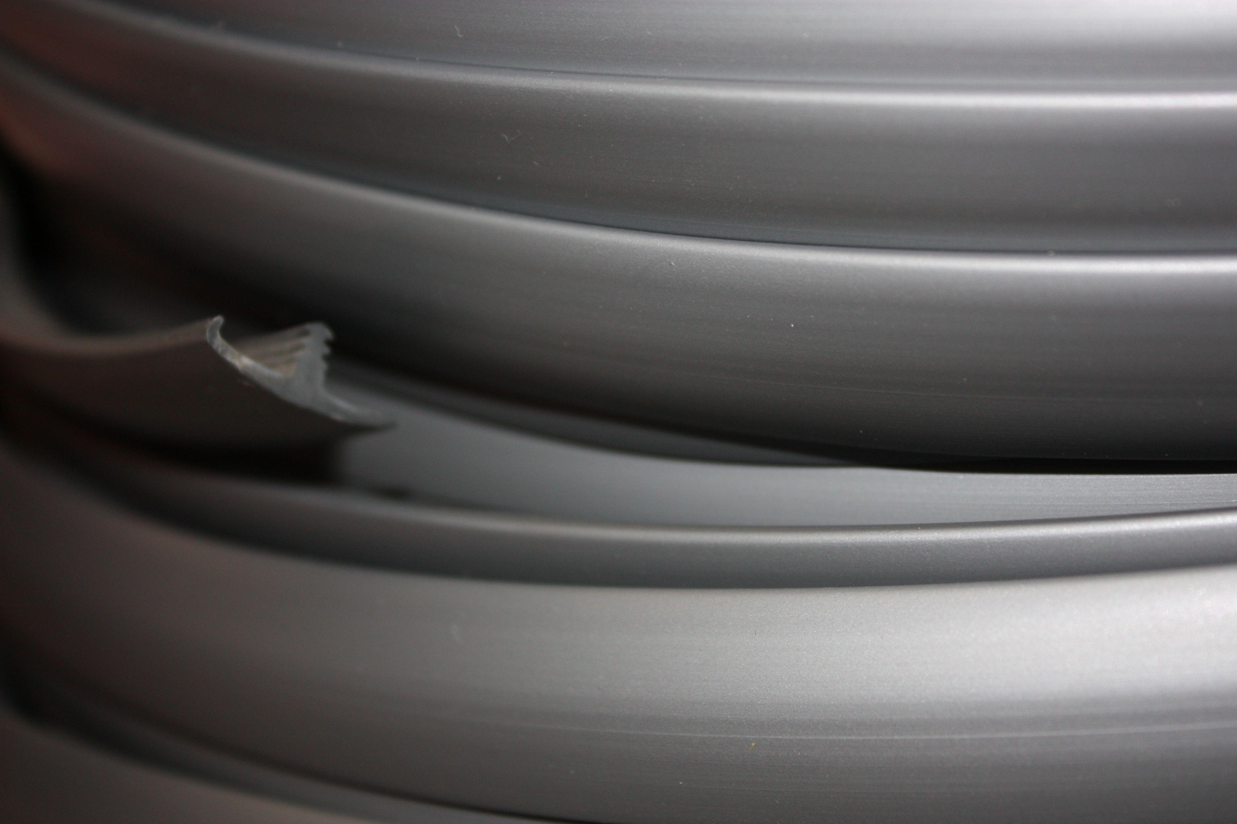 Silver knock on edging t trim per metre furniture trims for Furniture t trim edging