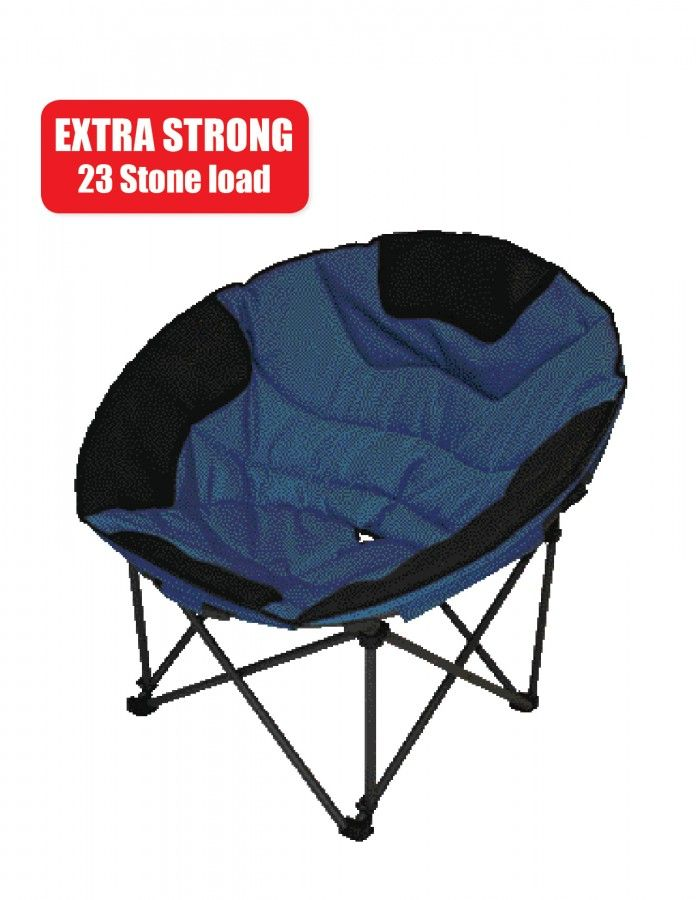 All Mighty Extra Strong Moon Chair, Camping Chairs, Outdoor chairs ...