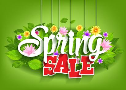 Spring deals