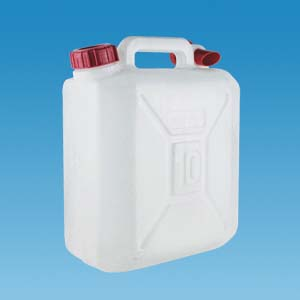 10 Litre Water Container / Jerry With Spout