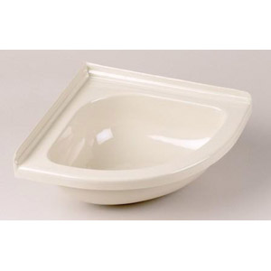 AAC Cyroma Small Corner Basin Sink 285 x 285mm