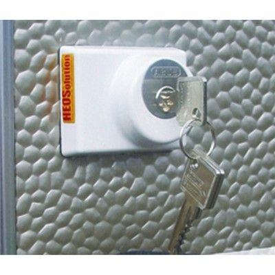 ABUS REAR CVN / MOTORHOME DOOR LOCK - Grasshopper Leisure, Safety & Security, Alarms, Revesing Cameras, Safes, Seat Belts, campervan caravan and motorhome