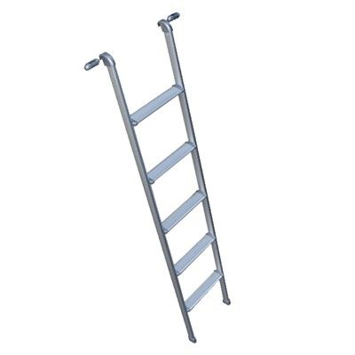 ALUMINIUM BUNK LADDER 1700 X 280 for CARAVAN/ MOTORHOME - Grasshopper Leisure, Bunk Equipment for motorhome, campervan, caravan, bunk ladder, bunk satfy net, Interior Equipment, Arm Rests, Dash Board Kit, Bed Bases
