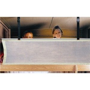 Caravan BUNK SAFETY NET 1800 X 580 for MOTORHOME, Bunk Equipment for motorhome, campervan, caravan - Grasshopper Leisure