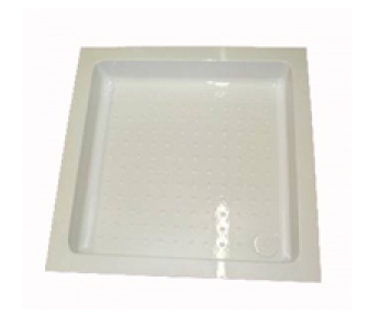 Caravan/Motorhome Shower Tray 670 x 670