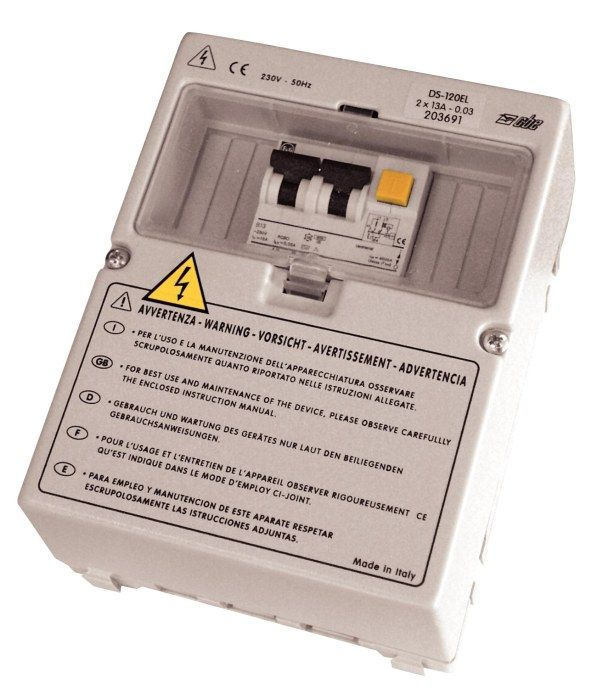 CBE DS1205 Circuit Breaker Consumer Unit