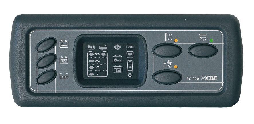 Cbe Pc100 Led Display Panel Cbe Electircal Caravan