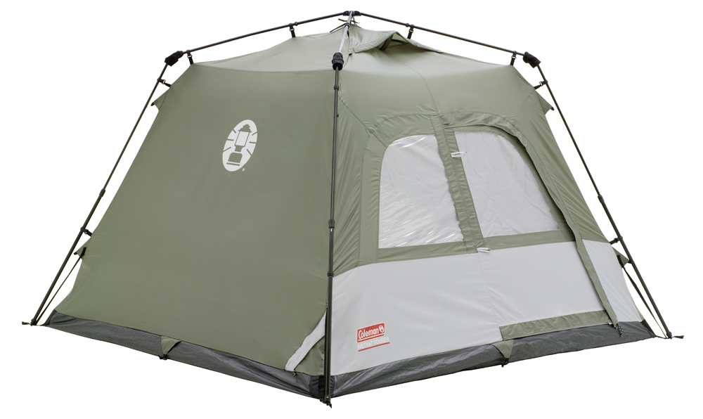 sc 1 st  Grasshopper Leisure & Coleman Instant Tent - Tourer 4 - Grasshopper Leisure