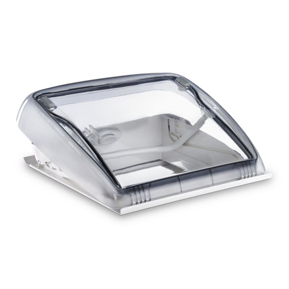 Dometic Mini Heki Style Rooflight Without Forced Ventilation, Rooflights / Vents, Caravan Campervan Motorhome vents - Grasshopper Leisure
