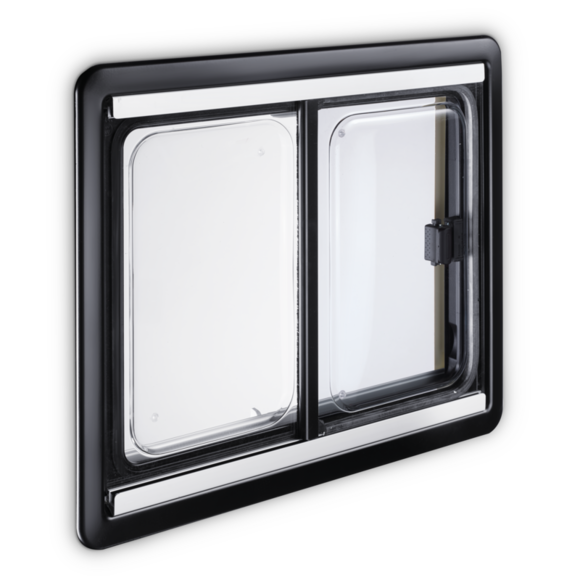 Dometic Seitz S4 Sliding Window - 800mm x 450mm, Windows for Campervan Caravan and Motorhome - Grasshopper Leisure