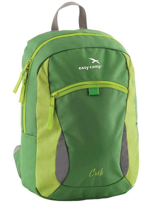 Easy Camp Daypack CUB GREEN Backpack - Grasshopper Leisure