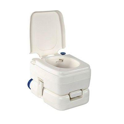 Fiamma Bi-Pot 30 Portable Toilet - Portable Camping Toilet ...