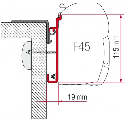 Fiamma f45 awning adapter kit rapido serie 7 8 awning adaptors fiamma f45 awning adapter kit rapido serie 7 8 awning adaptors awnings cheapraybanclubmaster Image collections