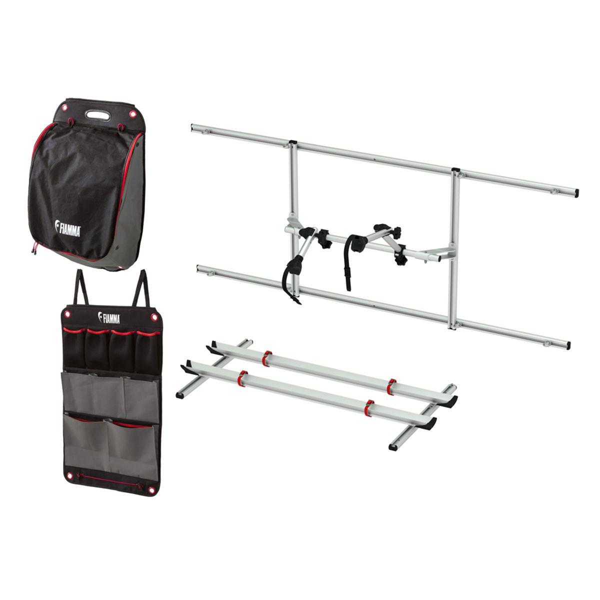 Fiamma Garage Pack Plus Multipurpose Carry Bike Garage