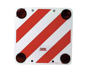 Fiamma Plastic Rear Warning Sign