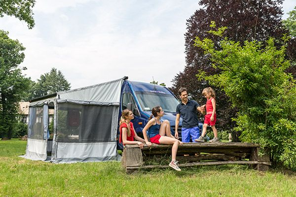 Fiamma Privacy Room F80 & F65 Awning Enclosure, Caravan Motohome Campervan Awning Privacy Rooms - Grasshopper Leisure