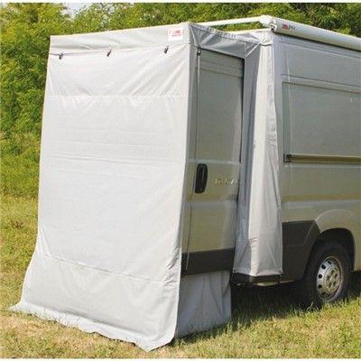Fiamma Rear Door Cover Enclosure Ducato F65 S Privacy Safari Room Caravan Motorhome Campervan Awnings