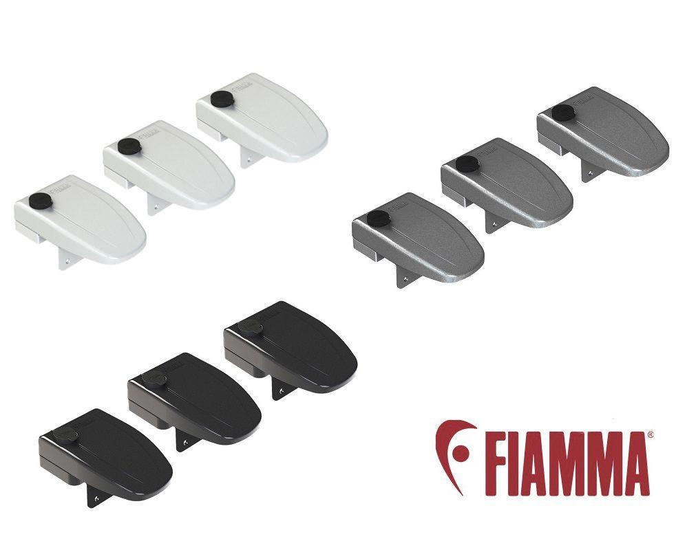 FIAMMA SECURITY SAFE DOOR FRAME SECURITY LOCK IN BLACK FOR MOTORHOMES /& CAMPERS