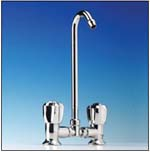 Mixer Tap - Chrome Plated Brass