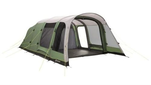 Outwell Tent Broadlands 6A Air Tent - 2019, Family Camping Tent - Grasshopper Leisure