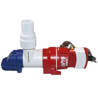 RULE LOPRO AUTOMATIC SUBMERSIBLE BILGE PUMP LP900S, Marine Water Pump - Grasshopper Leisure