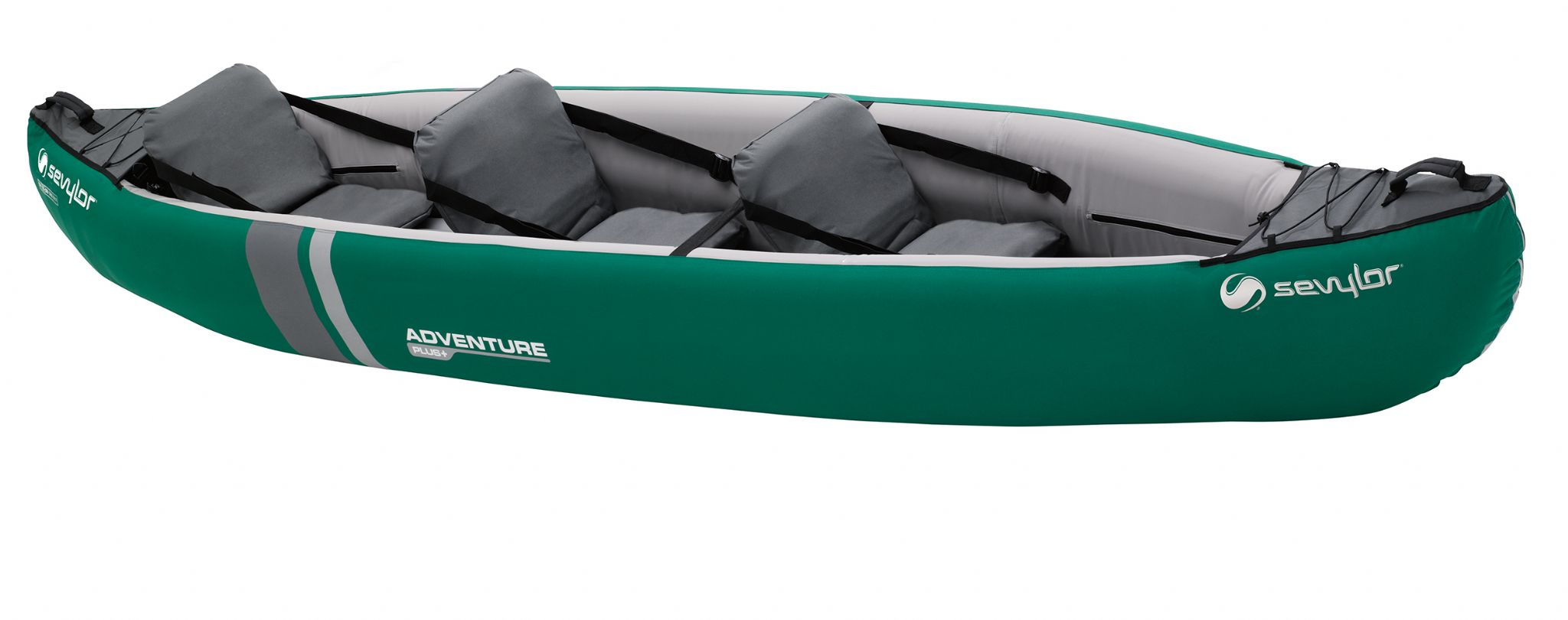 Sevylor Adventure Plus 3 Person Inflatable Kayak Water