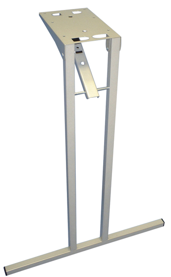 Square Tube Folding Table Leg - 700mm