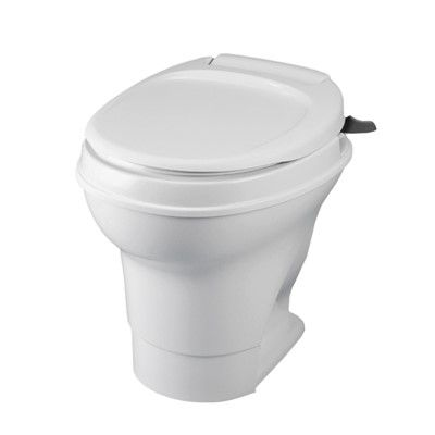 THETFORD AQUA MAGIC V HIGH TOILET for Caravan Motorhome, Toilets for Camping & Caravans, caravan equipment, caravan toilets, motorhome toilets, motorhome equipment