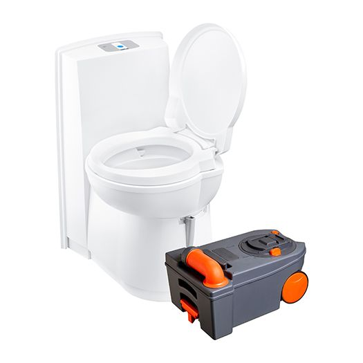 THETFORD C262 CWE Cassette Toilet (Plastic Bowl) for Caravan Motorhome, Toilets for Camping & Caravans, caravan equipment, caravan toilets, motorhome toilets, motorhome equipment