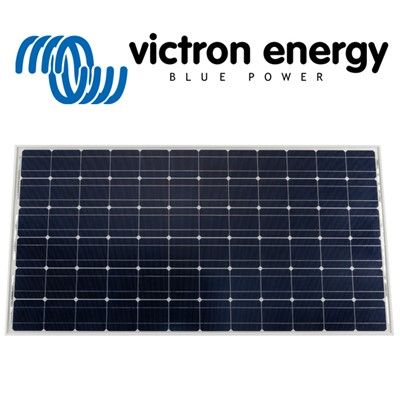 VICTRON SOLAR PANEL 50W 12V MONOCRYSTAL, Solar Equipment, Electrical Accessories - Grasshopper Leisure