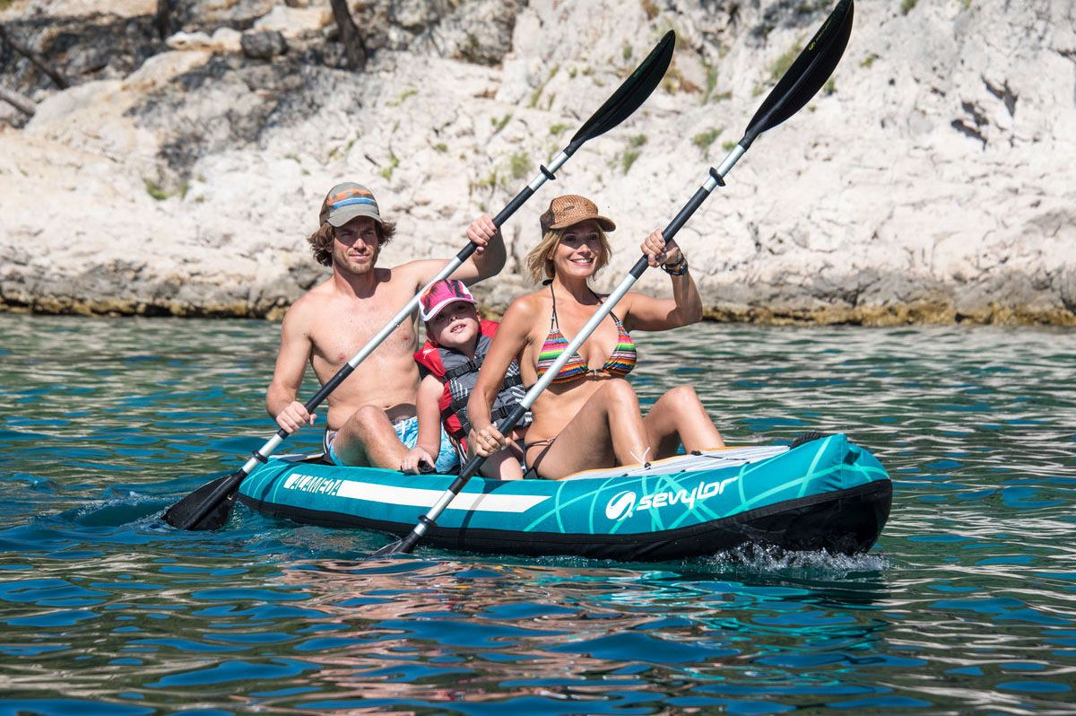 water sports kayaks on sale