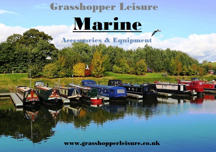 Marine accessories & equipment shop - Grasshopper Leisure