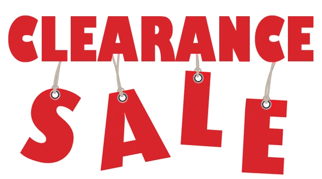 clearance sale for camping caravan motorhome equipment