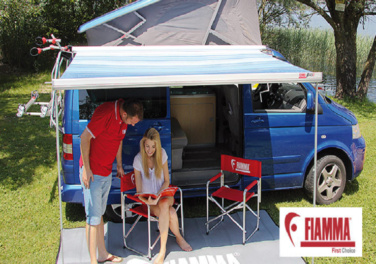 Fiamma awnings for sale
