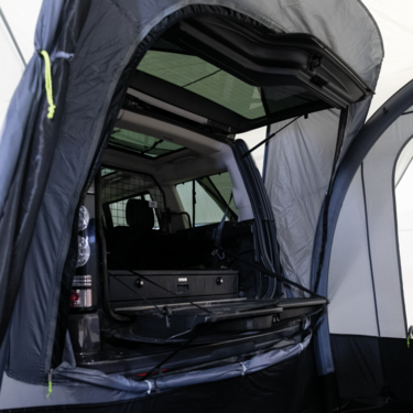 Kampa Dometic Cross Air VW Tailgate Awning