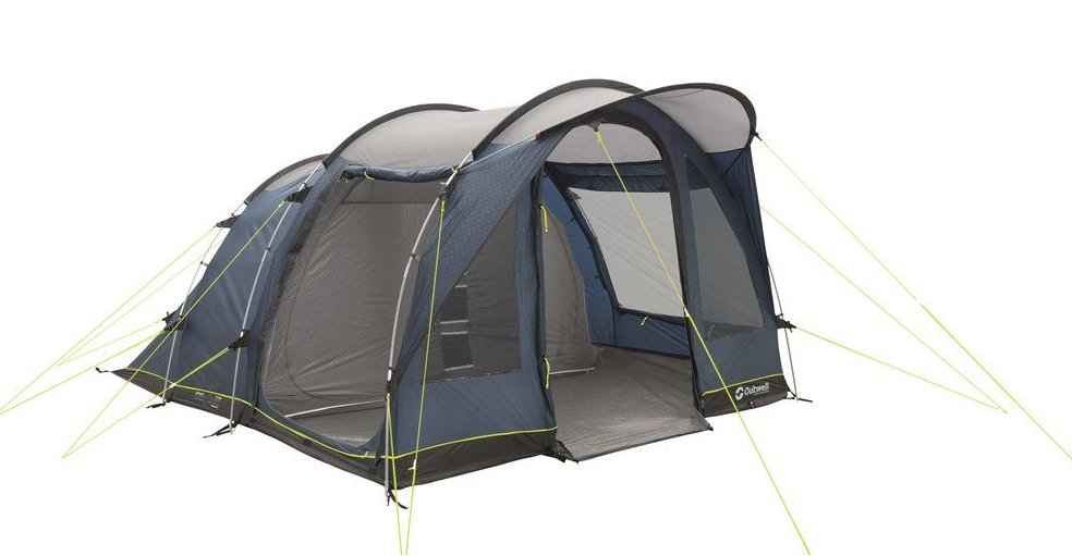Outwell Dual Protector Rockwell 5 Camping Tents Equipment