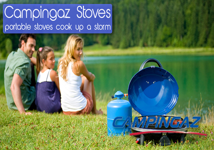 BBQ and camping stoves for sale