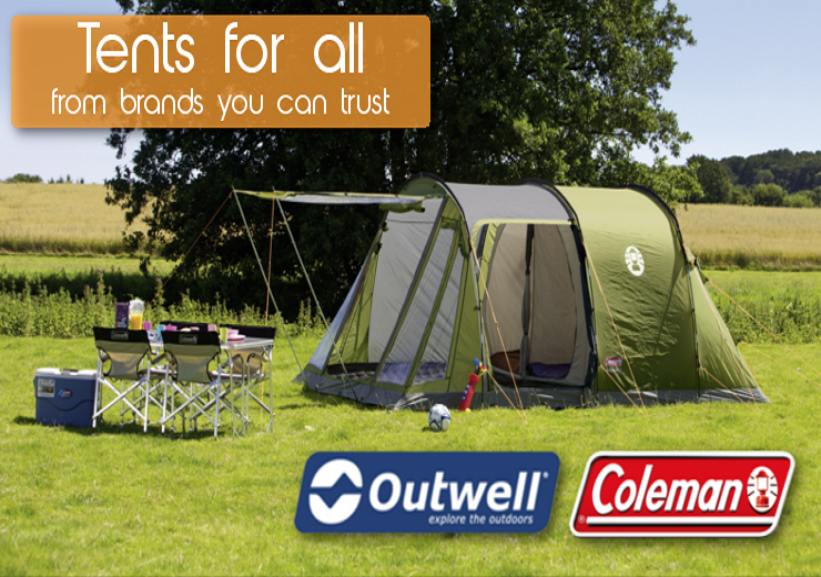 Tent for sale, Outwell tents, Coleman tents